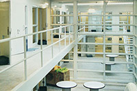 Inside David L. Moss Criminal Justice Center