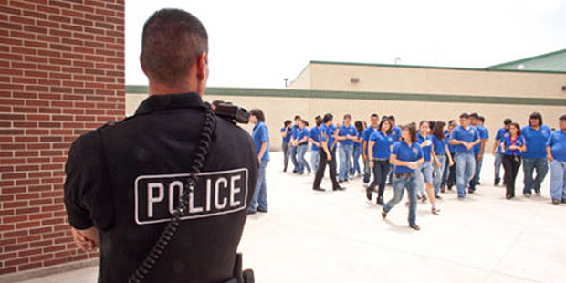 Drug Sweep at AZ Vista Grande High School