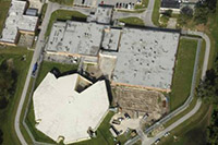 Hernando County Jail (FL) from above