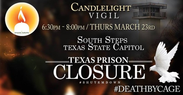 Candlelight Vigil at Texas Capitol Honors Those Who have