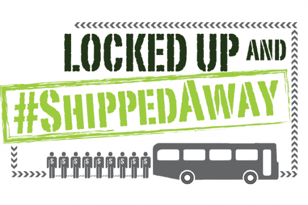 States Are Prioritizing Prisons Over >> Locked Up And Shippedaway Campaign Grassroots Leadership